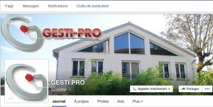 Page FaceBook GESTI-PRO