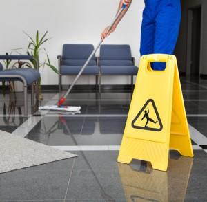 consigne de sécurité dans le nettoyage industriel